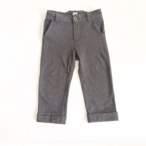 BabyGAP | Boy's Grey Cuffed Pants